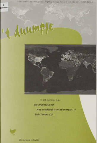 t Duumpje 2003-09-01