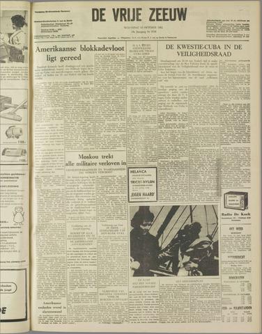 de Vrije Zeeuw 1962-10-24
