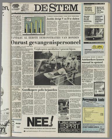 de Stem 1989-04-07