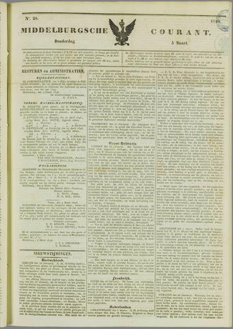 Middelburgsche Courant 1846-03-05