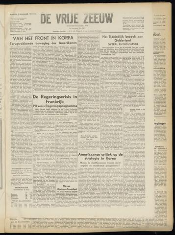 de Vrije Zeeuw 1950-07-12