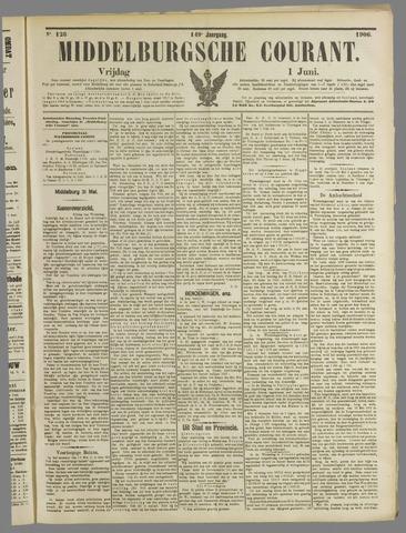 Middelburgsche Courant 1906-06-01