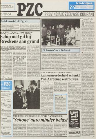 Provinciale Zeeuwse Courant 1985-03-08