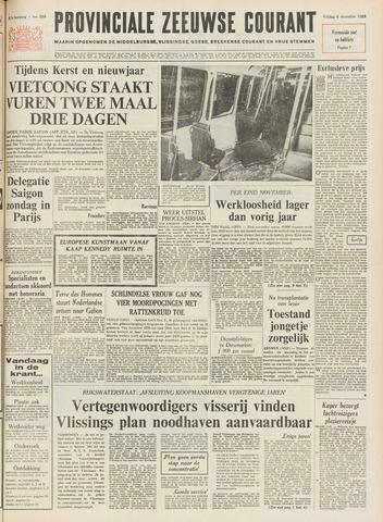 Provinciale Zeeuwse Courant 1968-12-06