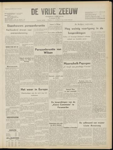 de Vrije Zeeuw 1954-02-04