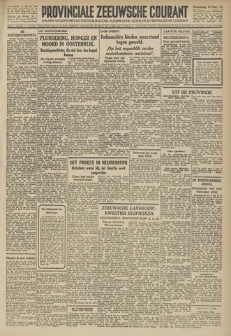 Provinciale Zeeuwse Courant 1945-12-12