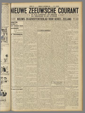 Nieuwe Zeeuwsche Courant 1931-09-15
