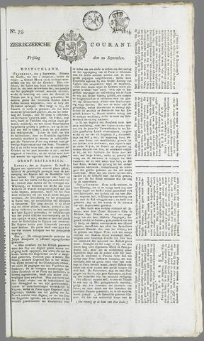 Zierikzeesche Courant 1824-09-10