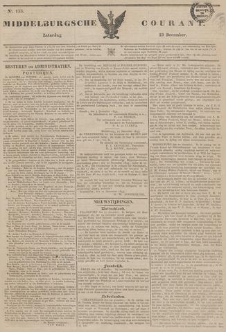 Middelburgsche Courant 1843-12-23