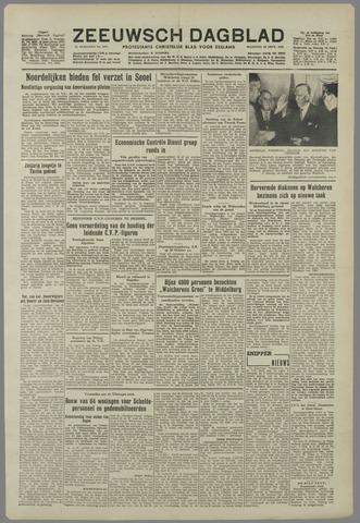 Zeeuwsch Dagblad 1950-09-25