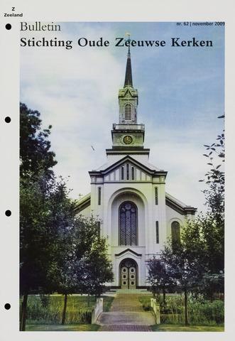 Bulletin Stichting Oude Zeeuwse kerken 2009-11-01