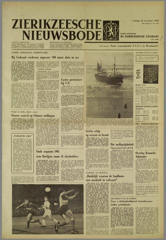 Zierikzeesche Nieuwsbode 1962-11-26