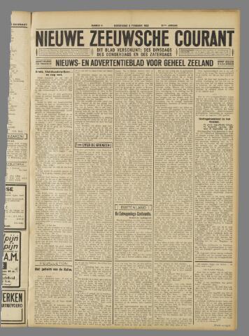 Nieuwe Zeeuwsche Courant 1932-02-04
