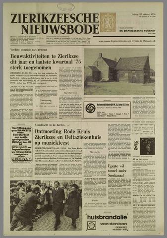 Zierikzeesche Nieuwsbode 1976-10-22