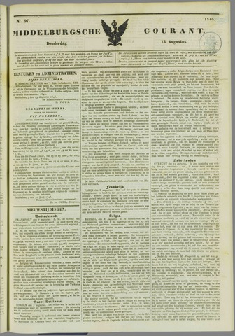 Middelburgsche Courant 1846-08-13