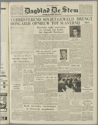 de Stem 1956-11-05