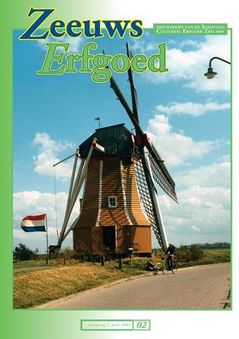 Zeeuws Erfgoed 2003-06-01