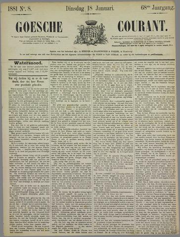 Goessche Courant 1881-01-18