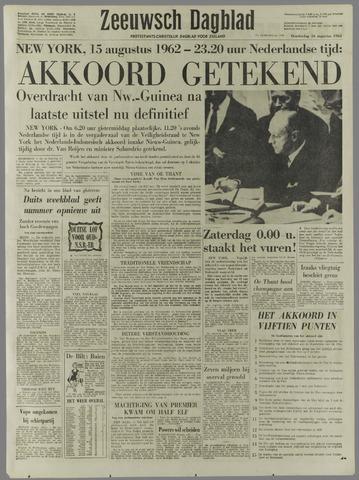 Zeeuwsch Dagblad 1962-08-16
