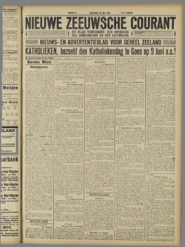 Nieuwe Zeeuwsche Courant 1926-05-22