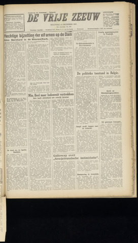 de Vrije Zeeuw 1947-12-15