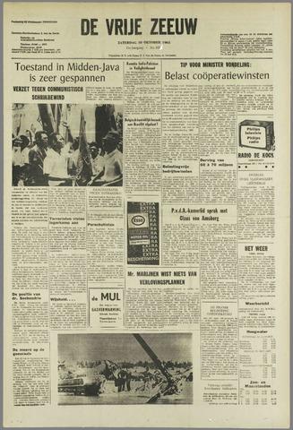 de Vrije Zeeuw 1965-10-30