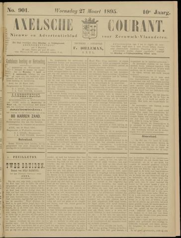 Axelsche Courant 1895-03-27