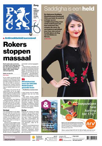 Provinciale Zeeuwse Courant 2018-04-20