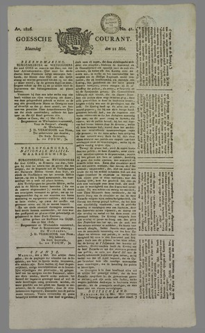 Goessche Courant 1826-05-22