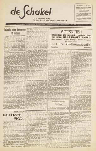 De Schakel 1965-01-22
