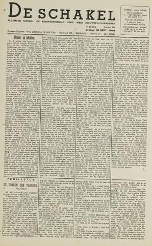 De Schakel 1949-09-16