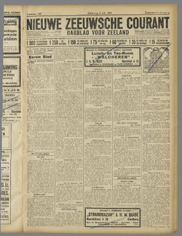 Nieuwe Zeeuwsche Courant 1921-07-02