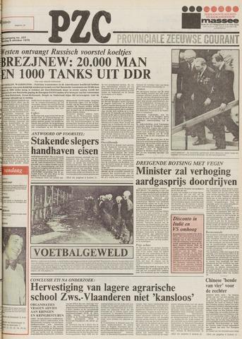 Provinciale Zeeuwse Courant 1979-10-08