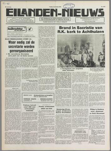 Eilanden-nieuws. Christelijk streekblad op gereformeerde grondslag 1980-11-14