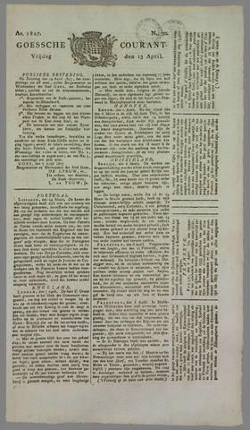Goessche Courant 1827-04-13