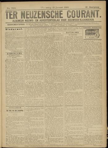 Ter Neuzensche Courant. Algemeen Nieuws- en Advertentieblad voor Zeeuwsch-Vlaanderen / Neuzensche Courant ... (idem) / (Algemeen) nieuws en advertentieblad voor Zeeuwsch-Vlaanderen 1926-01-20