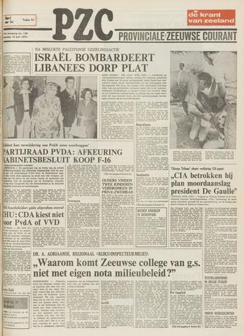 Provinciale Zeeuwse Courant 1975-06-16