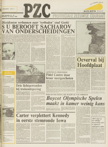 Provinciale Zeeuwse Courant 1980-01-23