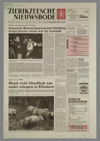 Zierikzeesche Nieuwsbode 1994-12-01