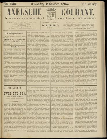 Axelsche Courant 1895-10-09