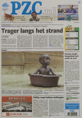 Provinciale Zeeuwse Courant 2011-07-13
