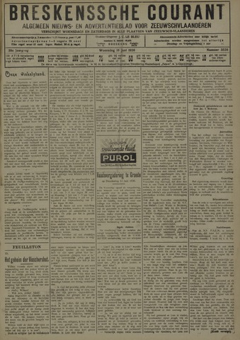 Breskensche Courant 1930-06-18