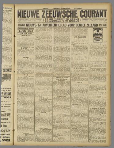 Nieuwe Zeeuwsche Courant 1924-09-13