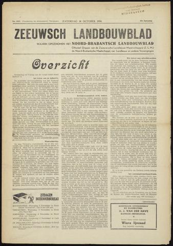 Zeeuwsch landbouwblad ... ZLM land- en tuinbouwblad 1954-10-30