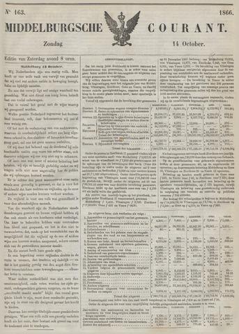 Middelburgsche Courant 1866-10-14