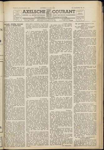 Axelsche Courant 1948-07-24
