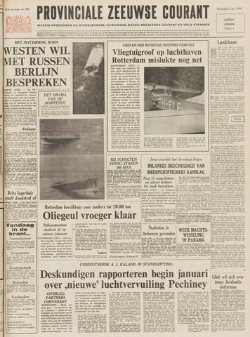Provinciale Zeeuwse Courant 1969-12-17