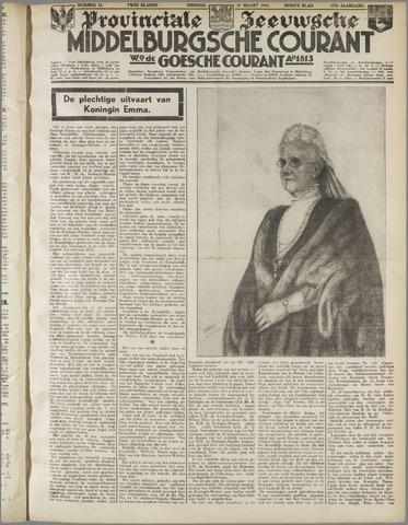 Middelburgsche Courant 1934-03-27