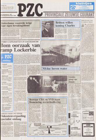 Provinciale Zeeuwse Courant 1988-12-29