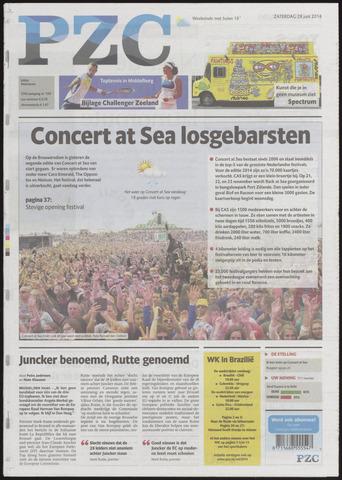 Provinciale Zeeuwse Courant 2014-06-28